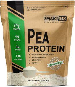 最好的植物性蛋白粉 100% Pure Pea Protein