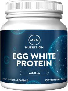 最好的蛋清蛋白粉 MRM Natural Egg White Protein Powder