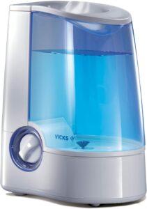 温暖的雾化加湿器 Vicks Warm Mist Humidifier with Auto Shut-Off