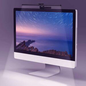 缓解眼睛疲劳的电子屏幕阅读灯 Computer e-Reading LED Task Lamp