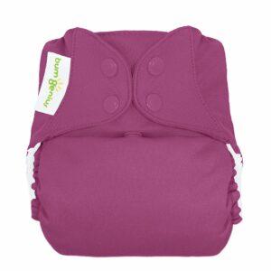 非常好穿的布尿布 bumGenius Freetime All-in-One One-Size Cloth Diaper