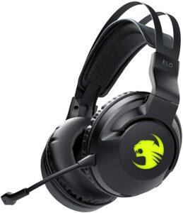 100美元以下的最佳PS5耳机:ROCCAT Elo 7.1 Air无线