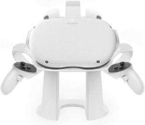 AMVR VR耳机和控制器展示架 AMVR VR Headset and Touch Controllers Display Stand