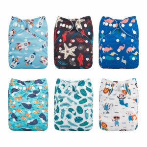 BABYGOAL婴儿布尿布 Babygoal Baby Cloth Diapers
