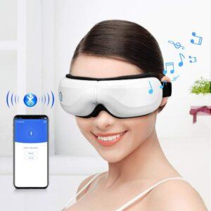 Bromose眼部按摩器 Bromose Eye Massager with Heat Vibration