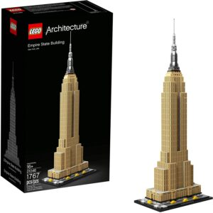 LEGO Architecture Empire State Building 21046 New York City Skyline Architecture