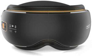 OSITO带有音乐和热感的电动眼部按摩器 Electric Eye Massager with Heat Music Air Compress Vibration