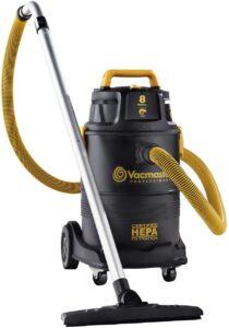 Vacmaster Professional HEPA认证的干湿吸尘器