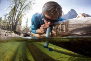 个人净水器 LifeStraw Personal Water Filter