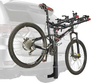 价格实惠的一款车架 Allen Sports 4-Bike Hitch Racks for 2 in Hitch