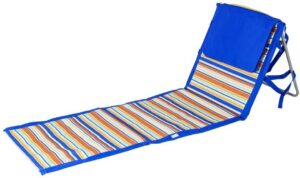 便携式沙滩躺椅 Beaches & Bonfires On The Go Portable Beach Reclining Lounger