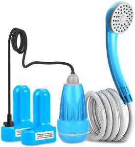 便携式淋雨设备 Innhom Portable Shower Outdoor Camp Shower