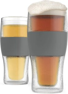 冰凉爽快的啤酒杯 Host Freeze Beer Glasses