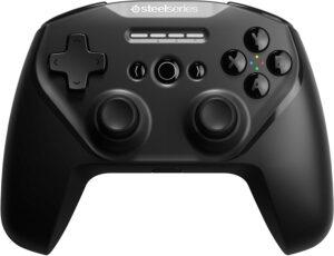 可以开箱即用的游戏控制器 SteelSeries Stratus Duo Wireless Gaming Controller