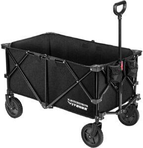 可折叠且实用的露营旅行车 VIVOSUN Camping Folding Wagon