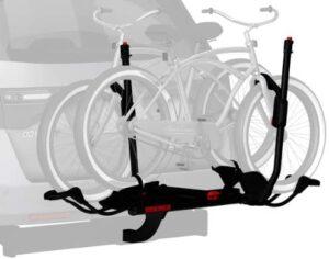 很通用的一款 Yakima支撑托盘式自行车架