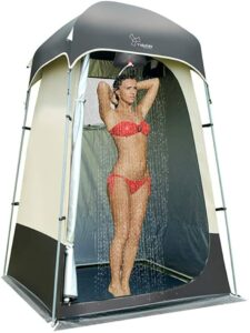 户外淋浴帐篷 Vidalido Outdoor Shower Tent Changing Room Privacy Portable Camping Shelters