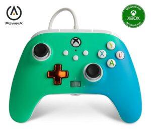 最佳预算PC电脑游戏手杆 PowerA Enhanced Wired Controller for Xbox