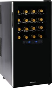 最佳32瓶双区葡萄酒冰柜 Wine Enthusiast Silent 32 Bottle Wine Refrigerator