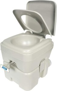 标准便携式旅行厕所 Camco 41541 Standard Portable Travel Toilet