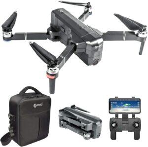 自拍无人机 Contixo F24 Pro 4K UHD Foldable RC Quadcopter GPS Drone for Adults