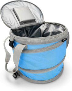 轻巧、防水和绝缘的弹出式冷藏包 Camco Pop-Up Cooler - Lightweight