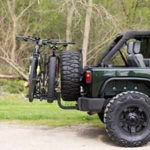 适合胖轮胎的 KAC Overdrive Sport 2自行车安装架