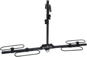 适用于轻型自行车 Swagman XC2 Hitch Mount Bike Rack