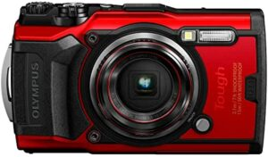 防水型可以在水下使用的摄像机 奥林巴斯 Tough TG-6