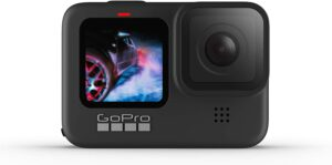 防水运动摄像机 GoPro HERO9 Black