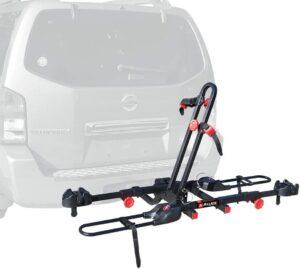 高品质紧凑型 Allen Sports 2-Bike Hitch Racks
