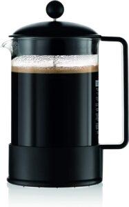 Bodum Brazil Liter French Press Coffee Maker