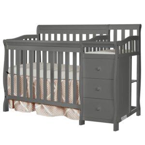 Dream On Me Jayden 4 合 1 迷你可转换婴儿床 Dream On Me Jayden 4-in-1 Mini Convertible Crib