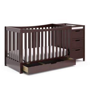 Graco Remi 4 合 1 可转换婴儿床 Graco Remi 4-in-1 Convertible Crib