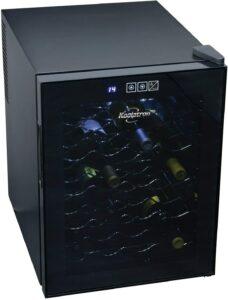KOOLATRON 20瓶独立式葡萄酒冰柜 Koolatron WC20 Thermoelectric Wine Cooler