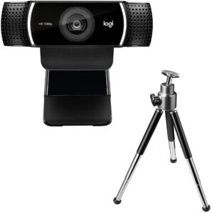 摄像头Logitech C922 Pro Stream Webcam