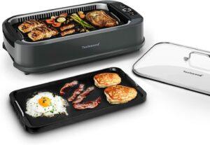 室内电力韩式烧烤架