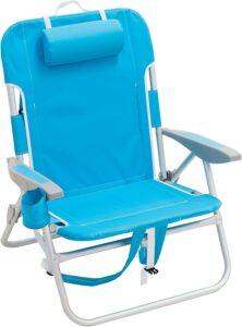 带头枕的沙滩椅 Rio Beach Big Boy Folding
