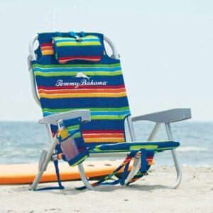 很流行的背包沙滩椅 Tommy Bahama Backpack Chair BEST