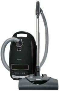 整体性能最佳的吸尘器 Miele Complete C3 Kona Canister Vacuum-Corded