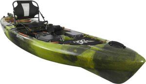 最佳坐式皮划艇 Perception Pescador Pilot 12 Kayak