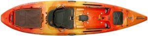 最佳坐式皮划艇 Wilderness Systems Tarpon 105 Kayak