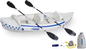 最经济实惠的皮划艇 Sea Eagle SEAEAGLEBOAT