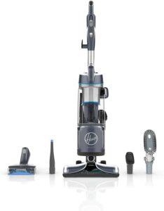 最适合清洁木制硬地板的吸尘器 Hoover React Powered Reach Plus Bagless Upright Vacuum Cleaner
