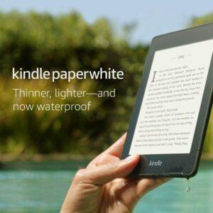 非常流行的Kindle Paperwhite Now Waterproof with 2x the Storage