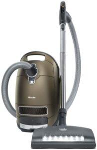 顶级罐式真空吸尘器 Miele Complete C3 Brilliant Canister Vacuum Cleaner