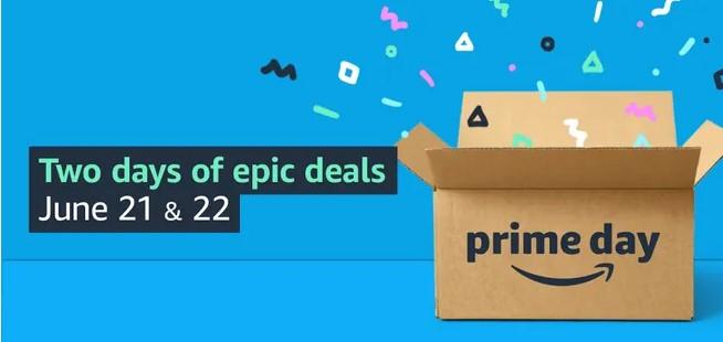2021年亚马逊会员日折扣Prime Day【折扣汇总】