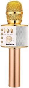 BONAOK Wireless Bluetooth Karaoke Microphone 卡拉OK话筒