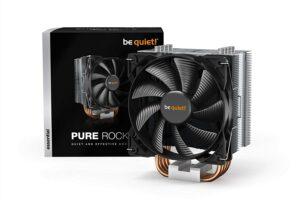CPU风扇推荐Be quiet Pure Rock 2 CPU cooler