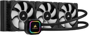 CPU风扇CORSAIR HYDRO SERIES H150i PRO RGB AIO Liquid CPU Cooler